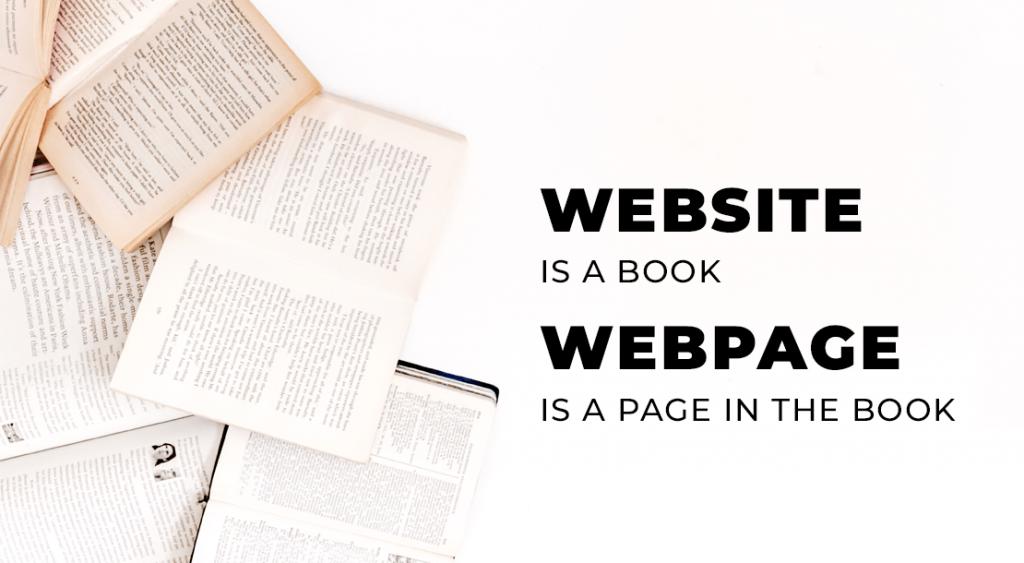ウェブページやウェブサイトって何?
